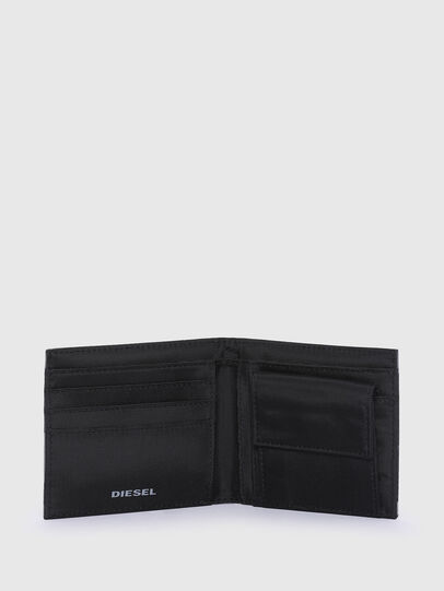 Diesel - HIRESH S, Grey/Black - Small Wallets - Image 3
