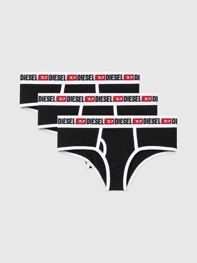 Diesel - UFPN-OXY-THREEPACK, Black - Panties - Image 4