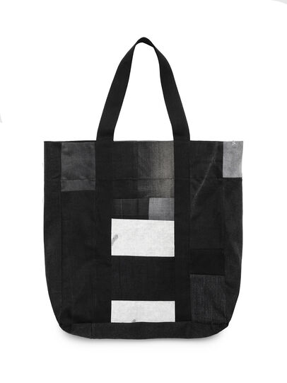 Diesel - D-SHIPPOH BORSA, Black - Bags - Image 2