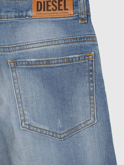 Diesel - WIDEE-J-SP1, Light Blue - Jeans - Image 4