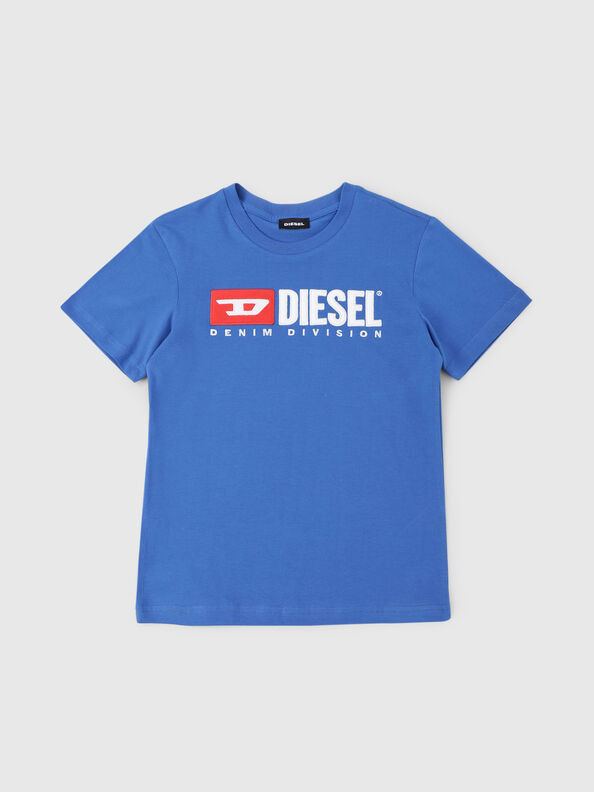 TJUSTDIVISION, Cerulean - T-shirts and Tops