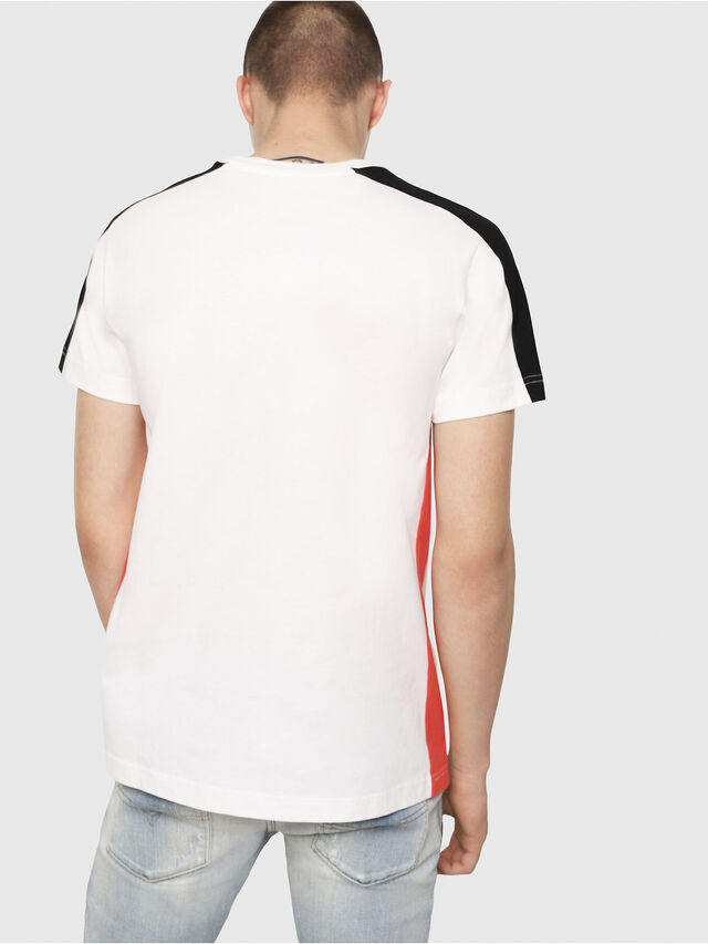 Diesel - T-HARUS, White - T-Shirts - Image 2