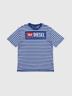 TVIKTOR OVER, Blue/White - T-shirts and Tops