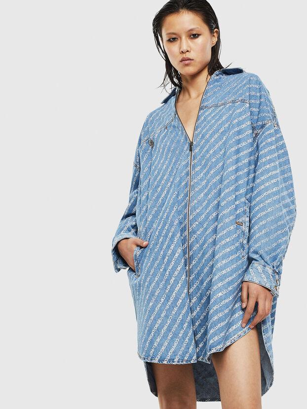DE-SLYX, Light Blue - Dresses