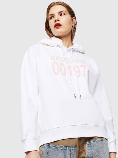 Diesel - F-ANG-HOOD-J1,  - Sweaters - Image 1
