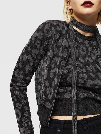 Diesel - M-SETTY, Black - Knitwear - Image 3