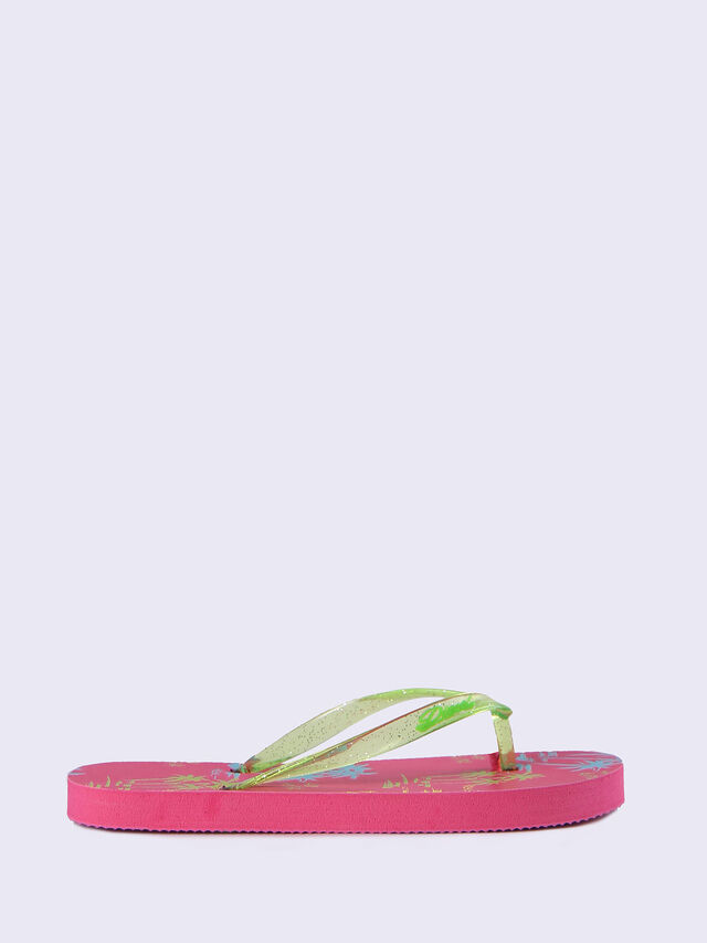 FF13 PALM CH, Hot pink