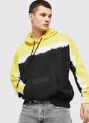 S-ALBY-DEEP, Black/Yellow - Sweaters