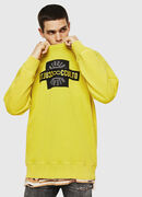 S-RODD, Yellow Fluo - Sweaters