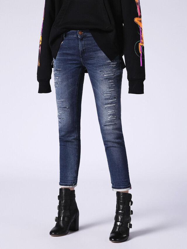 BELTHY JOGGJEANS 084PE, Blue jeans