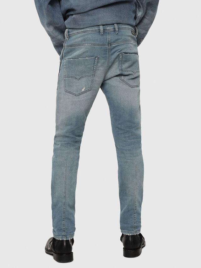 Diesel - Krooley JoggJeans 086AY, Medium blue - Jeans - Image 2