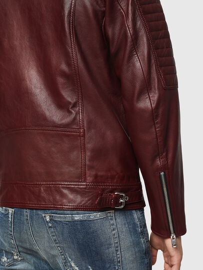 Diesel - L-SHIRO,  - Leather jackets - Image 5