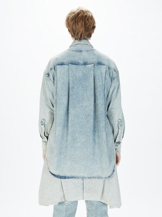 Diesel - SOTS01, Grey Jeans - Shirts - Image 4