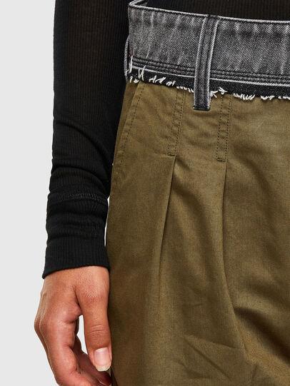Diesel - P-BLACK, Brown - Pants - Image 4