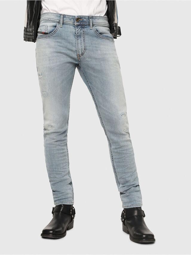 Diesel - Thommer 087AX, Light Blue - Jeans - Image 1