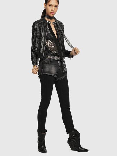 Diesel - L-LYSSA-D,  - Leather jackets - Image 6