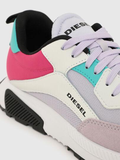 Diesel - S-TYCHE LOW CUT W, Grey/Pink - Sneakers - Image 4