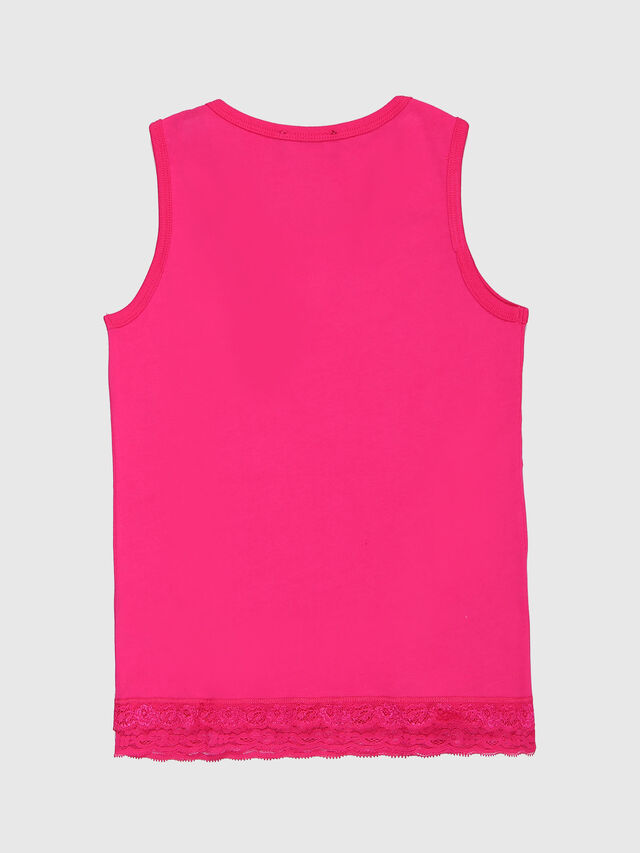 Diesel - TAPUL, Hot pink - T-shirts and Tops - Image 2