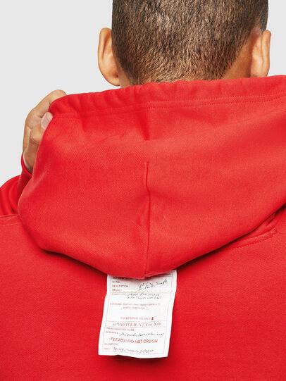 Diesel - S-ALBY-YA, Red - Sweaters - Image 7