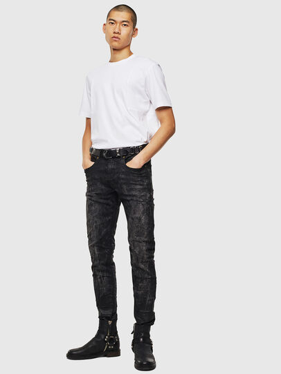 Diesel - T-TOMI, White - T-Shirts - Image 6