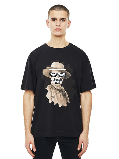 Diesel - TEORIAL-COWBOY,  - T-Shirts - Image 1