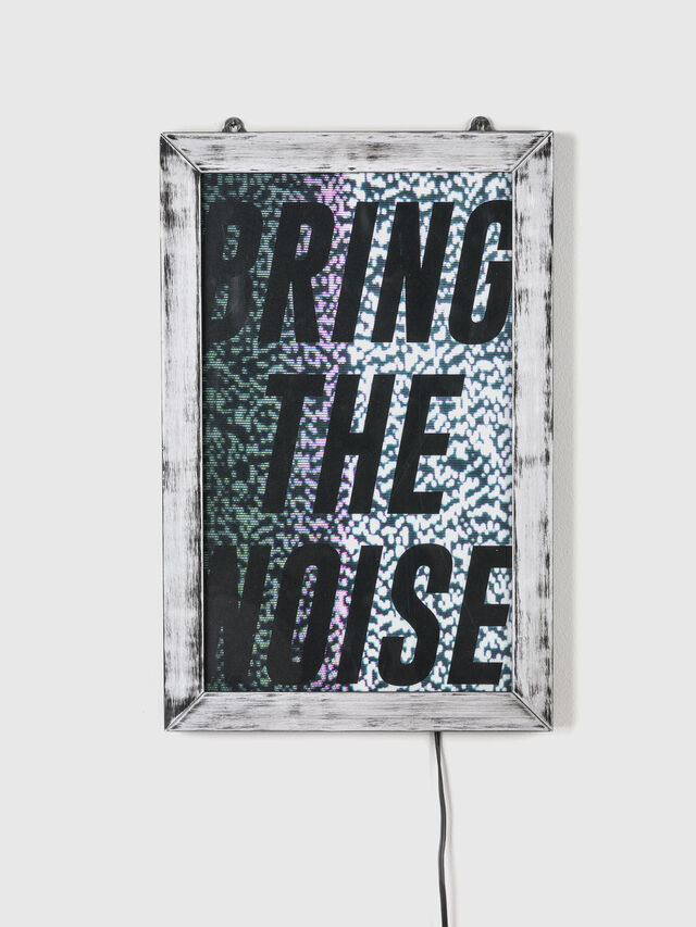 Diesel - 11010 FRAME IT!, White - Home Accessories - Image 1