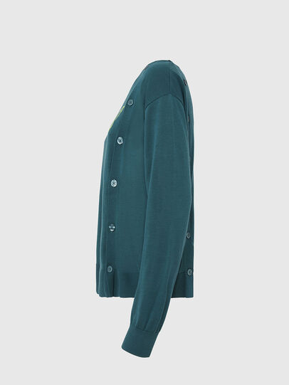 Diesel - M-MIRANDA, Water Green - Knitwear - Image 3