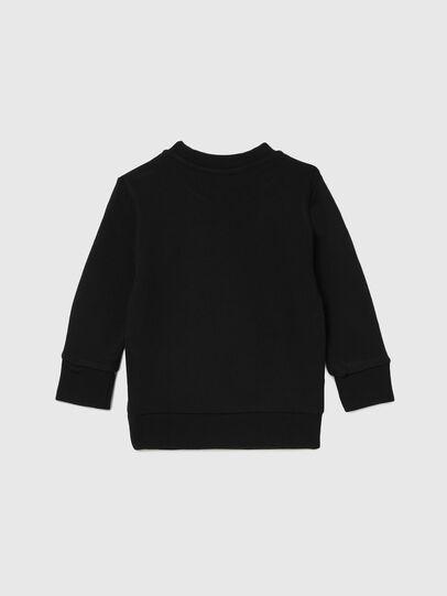 Diesel - SCREWDIVISION-LOGOB-, Black - Sweaters - Image 2