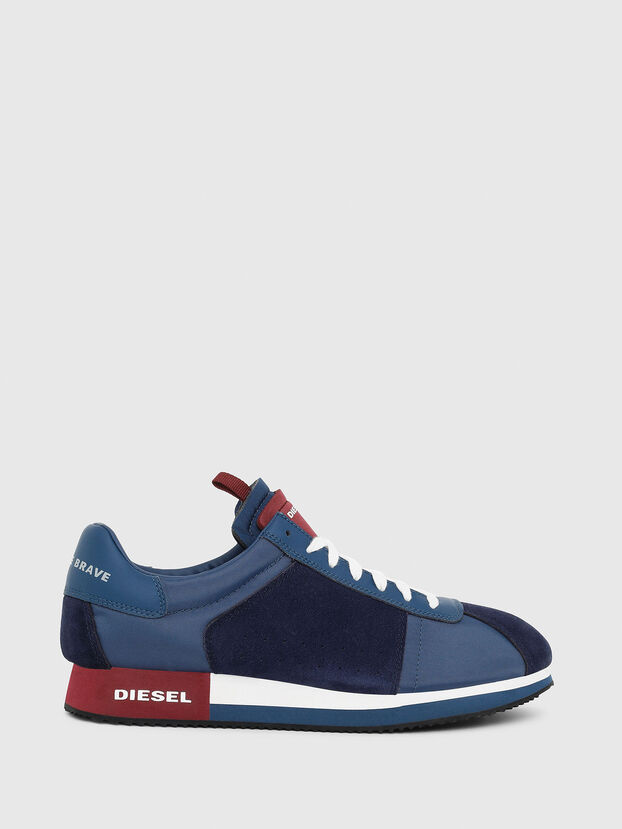 S-PYAVE LC, Blue - Sneakers