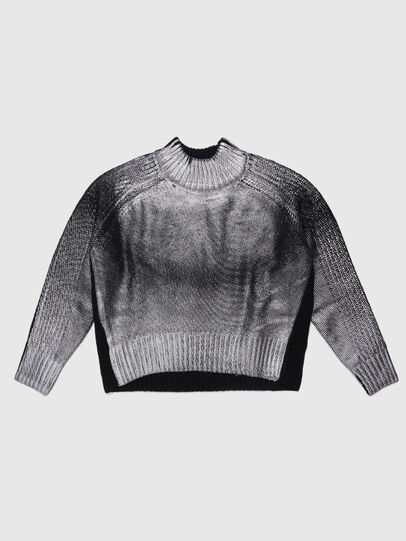 Diesel - KFOLLYA, Black - Knitwear - Image 1