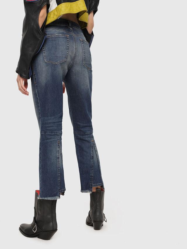 Diesel - D-Earlie 089AR, Dark Blue - Jeans - Image 2