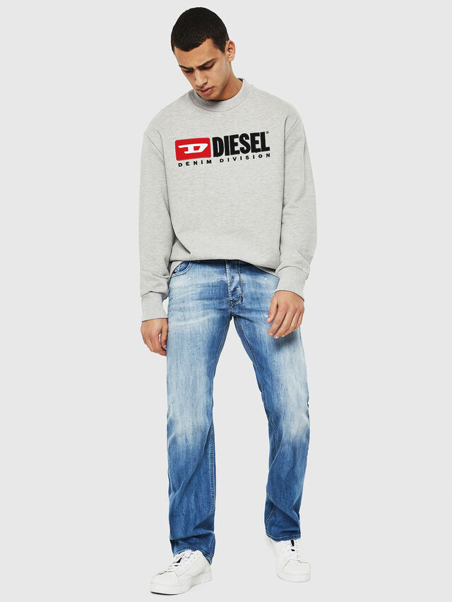 Diesel - Larkee 081AS, Medium blue - Jeans - Image 5