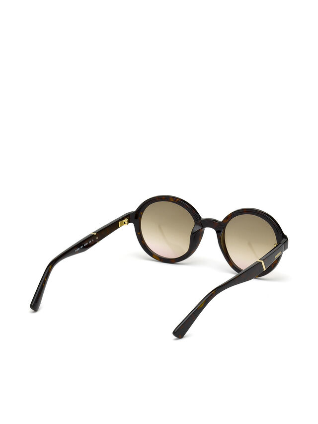 Diesel - DL0264, Brown - Eyewear - Image 8
