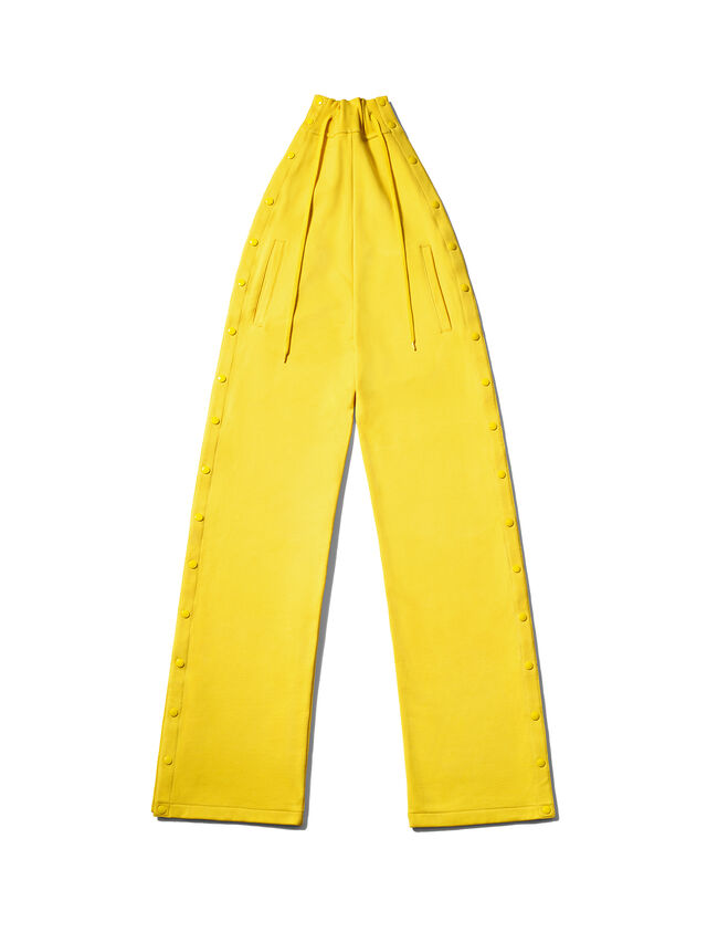 Diesel - GMPT02, Yellow - Pants - Image 1