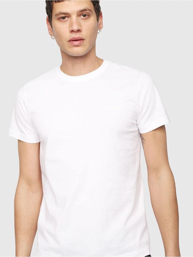 Diesel - T-DIEGO-YORI, White - T-Shirts - Image 3