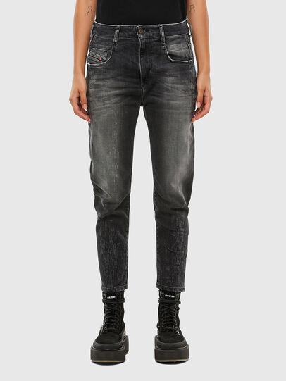 Diesel - Fayza 009IU, Black/Dark grey - Jeans - Image 1