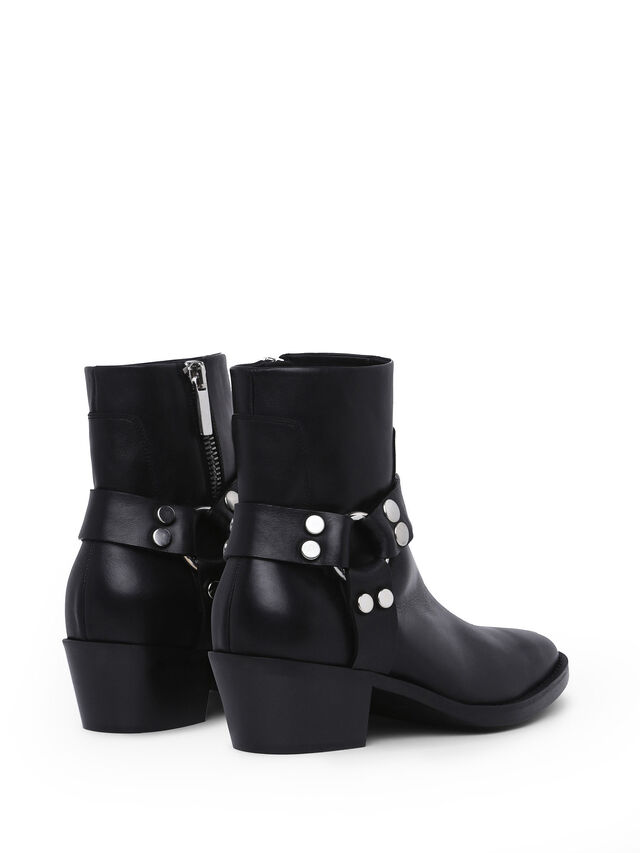 Diesel - SS19-3, Black - Dress Shoes - Image 3