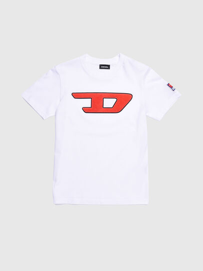 Diesel - TJUSTDIVISION-D,  - T-shirts and Tops - Image 1