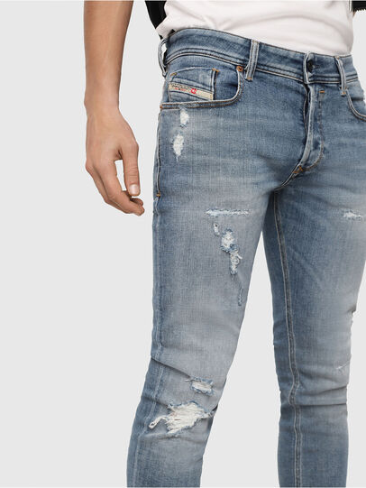Diesel - Sleenker 086AT,  - Jeans - Image 3