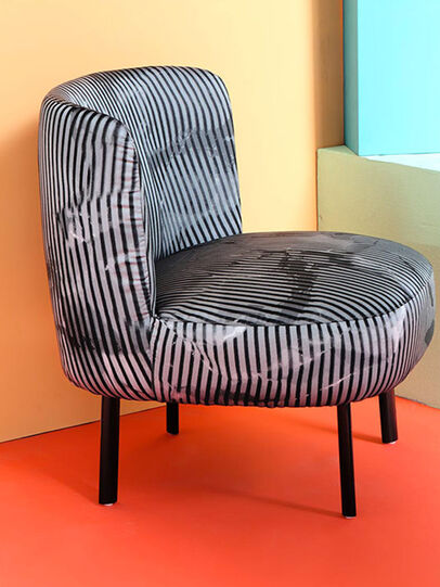 Diesel - GIMME SHELTER CHAIR, Multicolor  - Furniture - Image 2