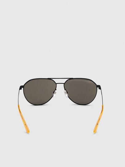 Diesel - DL0296, Grey - Sunglasses - Image 4