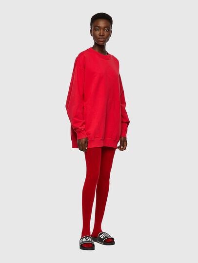 Diesel - F-EXA, Red - Sweaters - Image 4