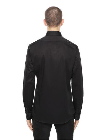 Diesel - SIRRIVE-CACTUS, Black - Shirts - Image 2