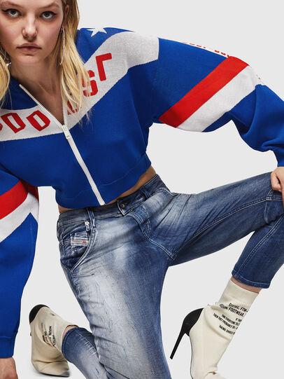 Diesel - Fayza JoggJeans 0870N,  - Jeans - Image 3