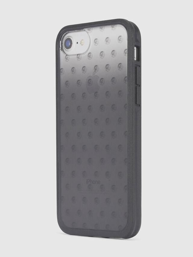 Diesel MOHICAN HEAD DOTS BLACK IPHONE 8 PLUS/7 PLUS/6s PLUS/6 PLUS CASE, Black - Cases - Image 5
