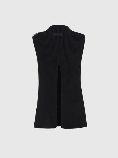 Diesel - M-ESSIE, Black - Knitwear - Image 2