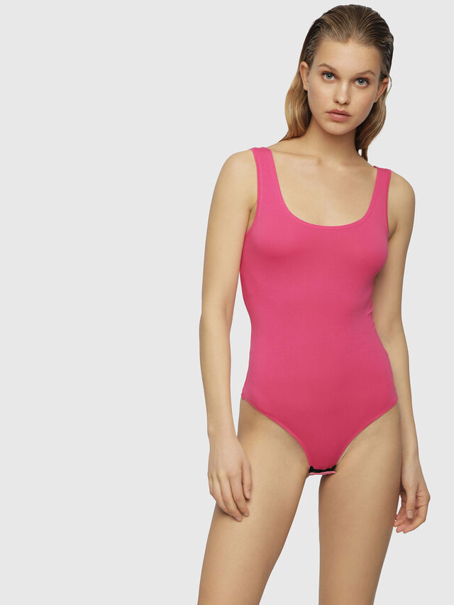 Diesel - UFTK-BODY, Hot pink - Bodysuits - Image 1