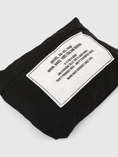 Diesel - SHOPAK, Black - Shopping and Shoulder Bags - Image 7