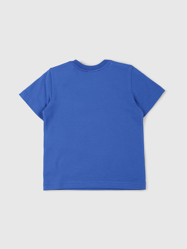 Diesel - TARRYB, Cerulean - T-shirts and Tops - Image 2