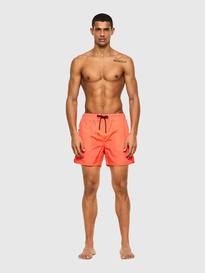 Diesel - BMBX-WAVER, Orange - Swim shorts - Image 1